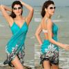 Hot Sexy Цветочный Бикини купальник Купальники Купальники прикрывают пляж платье комплекты белья linse купальник майка на пляж