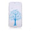 Синий дерево шаблон Мягкий чехол тонкий ТПУ резиновый силиконовый гель чехол для Microsoft Lumia 550 s линия крышка тпу casefor microsoft nokia lumia 435 532 535 550 630 635 640 650 730 735 850 мягкий гель резина силиконовый чехол случае