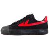 Спинка / Воин классическая пара моделей холст обувь мужская и женская обувь спортивная обувь баскетбольная обувь повседневная обувь мужская и женская обувь обувь весна и осень ретро классический WB-1 золотая медаль красный и черный 35