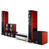 Двойное обещание SA6802 5,1 домашний кинотеатр сочетание аудио пакет домой усилитель сабвуфер гостиной телевизор КТВ 5,1 домашний кинотеатр спикер Лю Jiantao домашний кинотеатр hivi t1000f