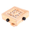 MyMei Hot Educational Toys Wooden Ball Maze Maze Innovative Family Funny Games babytoys classic toy bead maze game child toys wooden building blocks toys gift montessori educational intelligence model kits