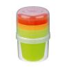 BANZHENI стакан для полоскания рта, пластмассовый стакан с крышкой