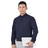 Dave Hill Мужская деловая рубашка с длинным рукавом, весенняя новинка 2017 года новинка