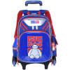 Disney (Disney) белый детский детский мешок светлый мультфильм рюкзак ученик начальной школы мешок тележки мешок IB0024B цвет синий детский