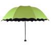 Вэй Длинный поток воды солнечный зонтик творческий подарок на день рождения девушки творческие подарки отправить студентов жена подруга подруги предметы домашнего обихода практические подарки фрукты зеленый