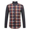 Artsdon   мужская рубашка хлопковая деловая рубашка
