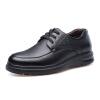 Playboy (PLAYBOY ESTABLISHED 1953) Мужская классическая кружевная бизнес повседневная обувь толстая нижняя одежда обувь мужская обувь 6CW509058D01 черный 43