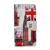 Колокольня Дизайн Кожа PU откидная крышка бумажника карты держатель чехол для WIKO Tommy флаг оон дизайн кожа pu откидная крышка бумажника карты держатель чехол для wiko tommy