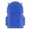 Робот Micro USB К USB 2.0 OTG адаптер конвертер для телефона Android Tablet алюминий тип с вилка для micro usb женский кабельный адаптер конвертер