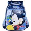 Дисней (Disney) белый свет мультфильм детский ранцы рюкзак школьный второй класс синий сапфир IB0020A дисней disney принцесса мультфильм рюкзак школьный 1 2 grade розовый школьный портфель db96133c