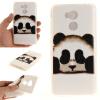 Обложка Panda шаблон Мягкий тонкий ТПУ резиновый силиконовый гель чехол для XIAOMi RedMi 4 мультфильм пингвин шаблон мягкий тонкий резиновый тпу силиконовый чехол гель для xiaomi redmi note 4
