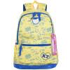 Hello Kitty (HelloKitty) детские школьные сумки случайные студентов модели рюкзак школьный женский 1--6 классов KT5257 желтый конфусиус школьный портфель 1 6 grade светоотражающие легкий мульти карман k503 легко чистить синие детские школьные сумки