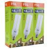 Супермаркет] [Jingdong FSL Т4 энергосберегающие лампы 3U-18W-E27 белый 3 означает генератор фольксваген т4 1993 г в