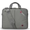 SWISSGEAR сумочка мужского поперечного сечения сумка плеча Сумка многофункциональный сумка для компьютера сумка для iPad сумка 14,6 дюймов SA-1108 серая зеленая