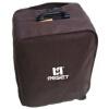 Фото RESET пылезащитный чехол для чемодана, багажа aihuashi oiwas 20 дюймовый чехол чехол для чемодана чехол для чемодана пылезащитный кожаный чехол эластичный утолщение износ 1331 серый