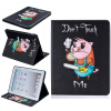 Свинья Стиль Выбивка Классический откидная крышка с функцией подставки и слот для кредитных карт для iPad 4 свинья стиль выбивка классический откидная крышка с функцией подставки и слот для кредитных карт для ipad 4