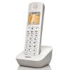 Gigaset Оригинальный телефон марки Siemens A190L Цифровой беспроводной телефон Автономный китайский дисплей Двойной громкоговоритель с подсветкой Home Office Block Machine Machine (Rock White)