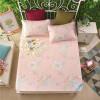 Арки кашемировые маты матрацы Tencel мягкие сидения трехкомпонентные складные двуспальные кровати матовая розовая звезда 1,8 м кровать