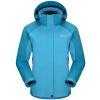 El Monte ALPINT MOUNTAIN Детские куртки на открытом воздухе Трилогия Девушки Девушки ветрозащитные теплые куртки 620-605 Sky Blue XXL куртки