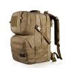 FREE SOLDIER Наружный многофункциональный альпинистский рюкзак Мужской туристический пешеходный военный рюкзак