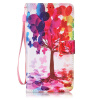 Дерево Дизайн Кожа PU откидная крышка бумажника карты держатель чехол для LG K7 дерево дизайн кожа pu откидная крышка бумажника карты держатель чехол для iphone 7g