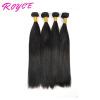 Фото Mink Brazilian Virgin Hair Straight 4Bundle Deals Unprocessed Virgin Brazilian Straight Hair Extension 7A Remy Human Hair Weave