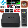 MXQ Android 4.4.2 Quad Core Smart TV Box Mini PC Streaming Media Player- Ultra HD 4K - Internet 1080p HD WiFi Streaming Video Play 4 quad core smart tv box 2g 16g 1080p wifi 802 11 b g n mini pc xbmc fully loaded android 4 4 for internet surfing