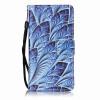 Blue Dazzle Дизайн PU кожа флип Обложка Кошелек для карты памяти чехол для Huawei P9 blue stripes дизайн pu кожа флип обложка кошелек для карты памяти чехол для huawei p9 lite g9