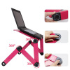 MyMei Portable Folding Table For Laptop Computer Cooling Fans 360
