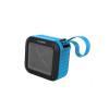 Wireless Bluetooth2.1 Speaker Waterproof Mini TF Card Speaker for IPhone W02 (Blue/Orange/Black/Green) t050 3w mini portable retractable stereo speaker w tf black golden 16gb max