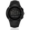 Hiroyuki колесо (BOZLUN) Smart Watch GPS работает в движении в режиме реального времени измерения сердечного ритма Chrono S23 черный