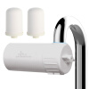 Yuhuaze (Yuhuaze) кран горизонтальный керамический фильтр фильтр фильтр для воды очистка воды домашняя кухня передний фильтр машина +2 сердечник фильтр walcom 90111