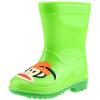 [супермаркет] PaulFrank Jingdong рот обезьяны обувь водонепроницаемой галоши резиновые сапоги в трубе ребенок ребенок мужчин и женщин моды сапоги PF1011 зеленый 34 ярдов