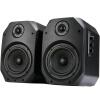 Microlab сказал (Microlab) Сюань X1BT HI-FI 2.0 Мультимедиа Bluetooth стерео сабвуфер черный гарнитура microlab k761d черный оранжевый
