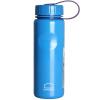 LOCK & LOCK Наружная бутылка воды Бутылка для воды Спортивная бутылка для воды Студенческий кубок Один слой из нержавеющей стали (не изолированный) Спортивный кубок 450ML Blue LHC7000B