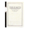 Классическая Уэниан Нейкабайяши Японский импорт ноутбук B5 / 80 Page Line степлер / Блокнот / мягкие рукописи 801-A (один этот блок) серьги page 5