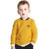 Barabara (BALABALA) Мальчики Мальчики с длинными рукавами свитер ребенка свитер детей свитер 28031171199 бледно-желтовато-коричневый 80 цена 2016