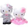 Hello Kitty Hello Kitty Dream KT серии Плюшевые игрушки Свадебная кукла Кукла Кукла Свадебный подарок Подарочный набор 12 30 см