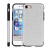 Mobile Smart Phone Flash Protecting Shell With Glitter Case For Iphone 7 kavaro ocean series dolphin style mobile pc case for iphone 7