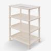 Carrefour Inspector Shelf Plastic Shelf Четырехэтажное складское помещение для хранения