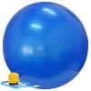 Dulux ENPEX 65см йога мяч утолщение взрывозащищенные фитнес-мяч фиолетовый dulux enpex 6мм печатных йога коврик фитнес мат мужчины и женщины толстые фиолетовые пуш ап колодки