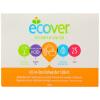 ECOVER эко посудомоечные машины без запаха листа 500 г (25 частей)