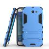 Синий Slim Robot Armor Kickstand Ударопрочный жесткий корпус из прочной резины для SAMSUNG Galaxy J7 2017/J727P чехол для iphone 7 sgp slim armor 042cs20842 ультра черный