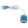 Проводной USB 2.0 Чипсет для CH340 последовательный RS232 9-контактный адаптер конвертер кабель rs 232 кабель в челябинске