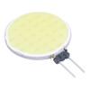 Яркий G4 7W 30 COB LED для Светодиодный прожектор кристаллический светильник DC 12V Напряжение led светильник philips led g4 12v 1 2w g4