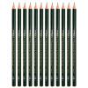 Мицубиси (Uni) 9800 Мицубиси Карандаш эскиз карандаша рисунок карандашные рисунки мульти-градации HB (12 палочек) мицубиси гaлaнт 1988 годa москвa