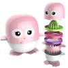 Belleville (Berz) измельчения чаши ребенка пищевой добавки пищевой добавки ложке костюм чаша мельницы миски пищевая добавка розовый