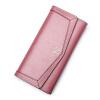 Красная долина HONGU Леди кошелек кошелек длинный кошелек женский многокарточный кошелек кошелек кошелек H10373908 розовый