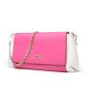 Коу Cnoles сумки женские сумки европейских и американских моды небольшой ароматный ветер плеча сумочку B003 куски красной женские сумки