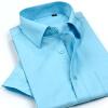 Мужская летом случайные рубашка с короткими рукавами